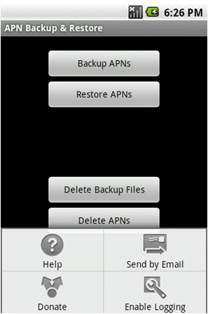 android-apn-backup-and-restore