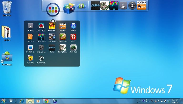 android apps for windows 7 laptop free download