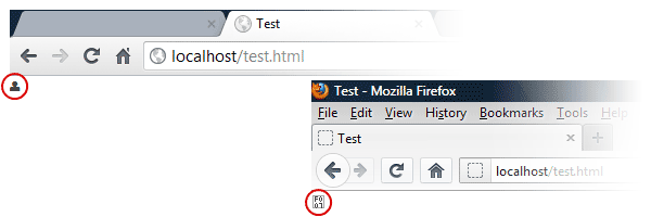 fontawesome font icon not working firsfox