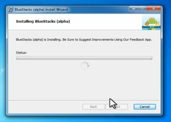 install-bluestack-software