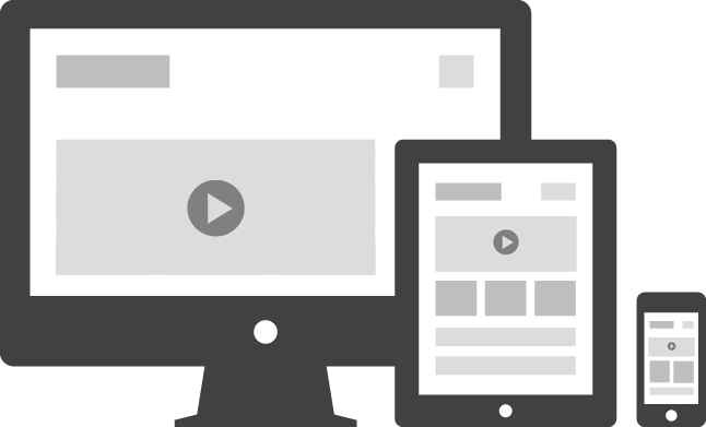 How to display mobile Friendly Responsive videos